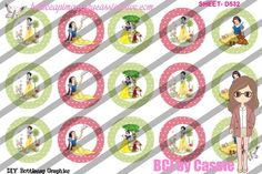 1' Bottle caps (4x6) ) snow white Disney Princess D532 CARTOONS/KIDS BOTTLE CAP IMAGES #cartoons #inspired #kids #bottlecap #BCI #shrinkydinkimages #bowcenters #hairbows #bowmaking #ironon #printables #printyourself #digitaltransfer #doityourself #transfer #ribbongraphics #ribbon #shirtprint #tshirt #digitalart #diy #digital #graphicdesign please purchase via link  http://craftinheavenboutique.com/index.php?main_page=index&cPath=323_533_42_54