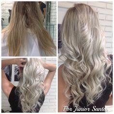 O cabelo loiro platinado, tem a preferência de muitas mulheres. Conquistar e manter esse tom platinado nos cabelos requer alguns cuidados. Agende seu horário! 11 36823002
