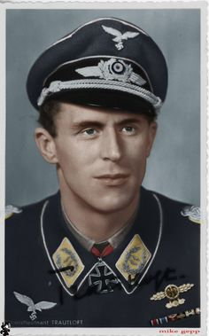 Hannes Trautloft of  JG 54 was credited with 58 victories in 560 missions. He recorded 45 victories over the Eastern front. Included in his total are five victories recorded during the Spanish Civil War.