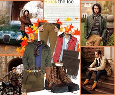 Men's Fall Fashion Trends