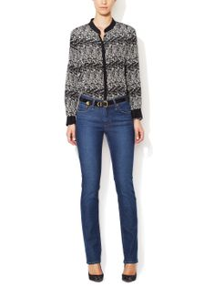 Rudy Stretch Denim Jean by James Jeans at Gilt