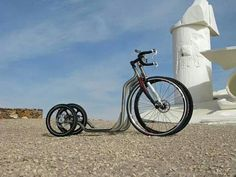 Footbike  Chamber sports Recreational sports