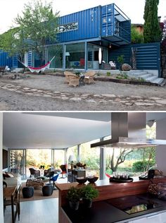 Shipping Container Home These 25 Unconventional Homes Make The Most Of A Unique Space