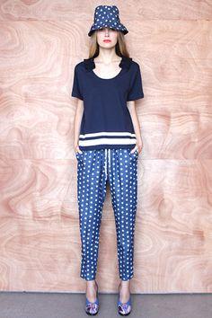 Karen Walker Resort 2013 Womenswear