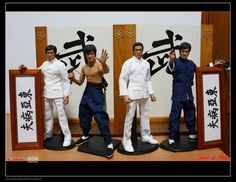 Bruce Lee C.C.by enterbay