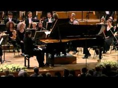 Tae-Hyung Kim plays Brahms - Piano Concerto n°1 in D minor op.15 - YouTube