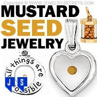 ►► MUSTARD SEED JEWELRY ►► Jewelry Secrets