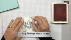 Stampin'Up! Love & affection part 1 NL