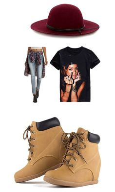 """""""Give me five minutes"""" by taggedbykimmie15 on Polyvore featuring Charlotte Russe and Warehouse"""