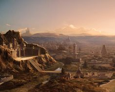 desert fantasy art - Google Search
