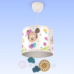 Urocza dziecięca lampa wisząca MYSZKA MINNIE 7531525