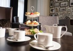 Afternoon Tea at DoubleTree by Hilton Hotel & Spa Liverpool