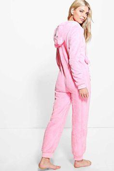 Soft Pinky Bear Onesie - Teddy Bear Onesie in Pink - Hooded Adult Onesie with Bear Ears Teddy Bear Onesie, Cuddle Duds, Pink Jumpsuit, Bear Ears, Animal Costumes, Australian Fashion, Nightgown, Amazing Women, Lifestyle Blog