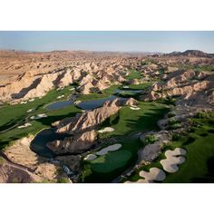 Wolf Creek Golf Course in Mesquite, NV Love Golf? Join the Honourable Society of Golf Fanatics. You'll Love Us! http://golffanatics.org (Scroll to the bottom of the home page and sign up for our Blog)