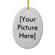 Hang Picture ornaments from Zazzle on your tree this holiday season.