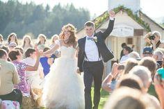 Jeremy & Aubrey are Married