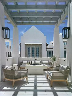 The Bond Home – Alys Beach