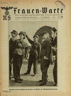 Nazi magazine for women, 1941-1945 .