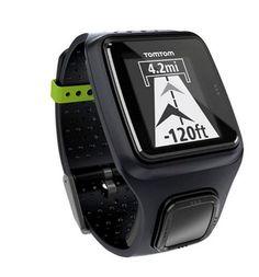 http://ift.tt/1MwKqR1 TomTom GPS Sportuhr Runner Black One size 1RR0.001.06 @buynowiili&