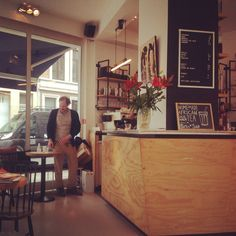 Cafe Vitrin -Antwerpen