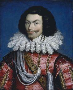 George Villiers, 1st Duke of Buckingham by Paul van Somer