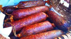 Recepty - Strana 14 z 100 - Vychytávkov Salami Recipes, Homemade Sausage Recipes, Dip Recipes, Cooking Recipes, Kaluah Recipes, Good Food, Yummy Food, Homemade Playdough, Hungarian Recipes
