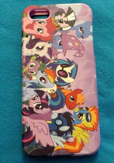 MY LITTLE PONY FITS IPHONE 5 CELL PHONE CASE / COVER NEW