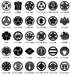 Image result for japanese crests