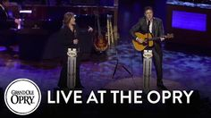 """Vince Gill and Patty Loveless perform """"Go Rest High On That Mountain"""" at the funeral service of George Jones on May 2, 2013. With special thanks to the Jones..."""