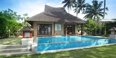 #Hotel rooms with plunge #pools: The Zuri, Kumarakom. Check room rates here:http://go.wego.com/175DgCy