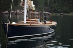 Escuyer Inspirations — Sail boat