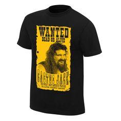"""Cactus Jack """"Wanted"""" Retro T-Shirt"""
