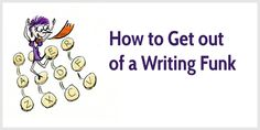 Have a big writing project you need to tackle? Read this first for amazing inspiration.
