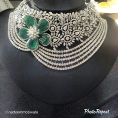 Diamond necklace regram from instagram