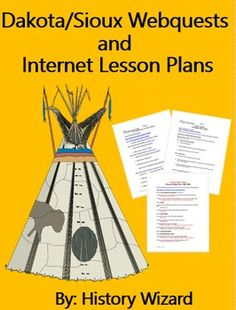 BirchBark House Lesson Plan Collection   lesson plans    Lesson    This great lesson plan collection includes seven internet based activities