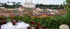 Hotel 5 stelle lusso Roma - Grand Hotel Plaza - Roma