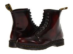 Oh Docs. You wonderful, classic, great boots for life... I think this time I'll try Oxblood | Dr. Martens 1460 $130