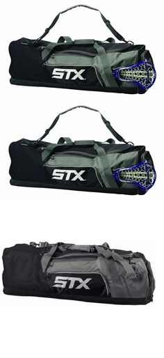 Equipment Bags 159153: Training Equipment Bag Sports Outdoor Duffel Goalie Lacrosse Large Lax Youth -> BUY IT NOW ONLY: $104.21 on eBay!