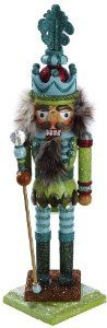 Hollywood Nutcrackers Kurt Adler 18-Inch Hollywood Green Nutcracker by Hollywood Nutcrackers. $59.09. Measures 18 inches tall. Designed by holly adler. Wonderfully detailed. Designed by renowned artist Holly Adler, Hollywood Nutcrackers is a whimsical collection of nutcrackers created exclusively for Kurt S. Adler, Inc. and features an assortment of designs including Christmas, fantasy and everyday nutcrackers.  Their designs put a unique, vibrant, memorable twist on tradi...