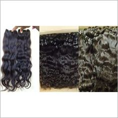 Wholesale Machine Weft Hair by HRITIK EXIM, a leading Manufacturer, Supplier, Exporter of Best Quality Machine Weft Hair based in Hyderabad, India. For more details Call Now. Natural Wavy Hair, Natural Hair Styles, Colored Hair Extensions, Sulfate Free Shampoo, Deep Conditioner, Hair Weft, Dandruff, Hyderabad, Hair Lengths