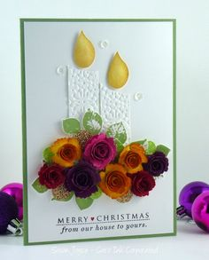 Merry Monday #165 - Christmas Centrepiece