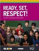 Ready, Set, Respect! is a toolkit created by GLSEN for elementary educators. The kit provides a set of tools that help teach about respect and includes lesson plans that can help educators seize teachable moments. The lessons focus on name-calling, bullying and bias, LGBT-inclusive family diversity and gender roles and diversity and are designed to be used as either standalone lessons or as part of a school-wide anti-bias or bullying prevention program.