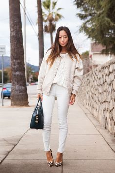 Winter Whites   Song of Style