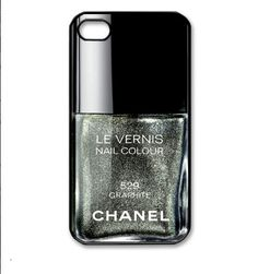 chanel nail 529  etsy Hard Case iPhone  Unique for iphone 4 case, iphone 4S case and iphone 5 case. $14.86, via Etsy.