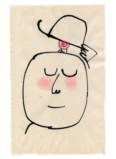 ilustracao serge bloch Serge Bloch, Saul Steinberg, Creem, Rug Hooking, Cool Art, Photos, Doodles, Reusable Tote Bags, Snoopy