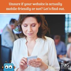 Chances are up to half your website visitors are finding you on their phone screen. Contact us if you need to be sure your website is mobile-friendly. #onlinemarketing #digitalmarketing #marketingonline #digitalmarketingagency Online Marketing Services, Oklahoma City, Digital Marketing, Social Media, Website, Phone, Telephone, Phones, Social Networks