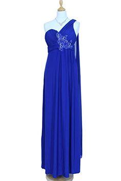 KAJ Moden Langes rückenfreies Abendkleid Caroline mit Schleppe und Stretch Bündchen blau Gr. S(M KAJ Moden http://www.amazon.de/dp/B00O3GZPN4/ref=cm_sw_r_pi_dp_sxJyub1VVMQTR