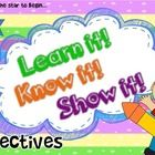"""Engage your students with """"Learn it! Know it! Show it!""""   This three step lesson and teaching plan is a sure why to teach your students the concept..."""