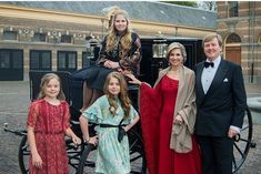 The Christmas card 2018 from the Dutch Royal Family