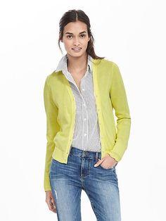 Sheer Vee Cardigan Product Image